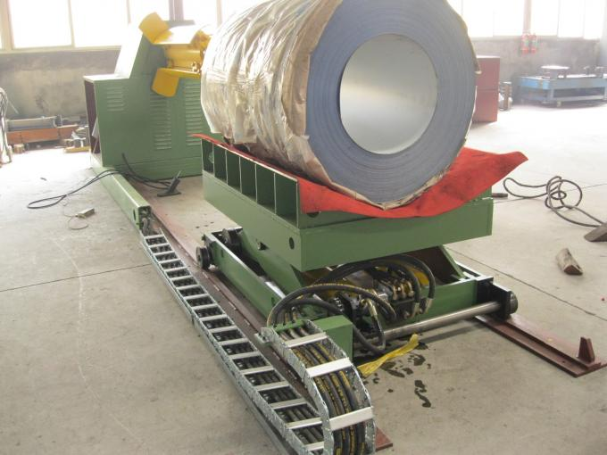380V / 3 Phase ISO PU Sandwich Panel Machine for Insulation Wall Panels