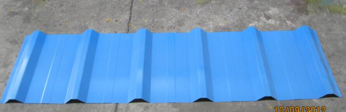 High Forming Speed Metal Roofing Sheet Roll Former 1000mm Width