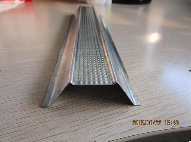 Heat Treated Galvanized Steel Strip Cold Roll Forming Equipment 440V Metal Omega