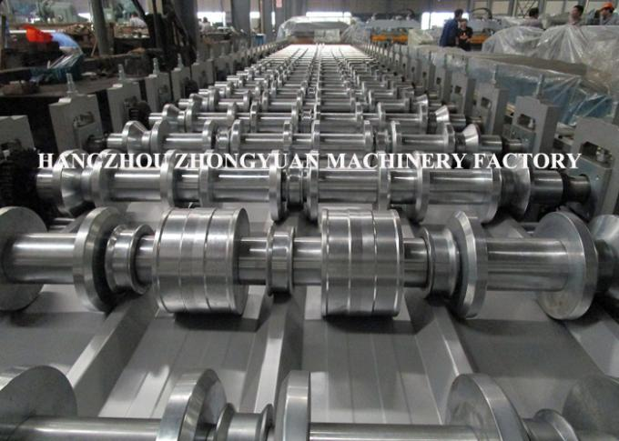 CE Forming Speed 30m/Min High Speed Roll Former Machine CNC Processed Rollers