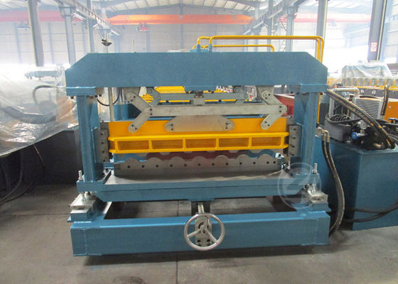 China Automatic Station Power 5.5kw Roof Tile Making Machine Standard With CE supplier