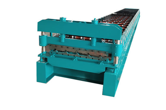 0.7mm Roof Tile Roll Forming Machine
