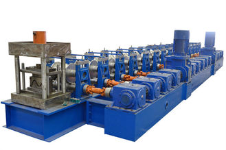 Construction Guardrail Roll Forming Machine