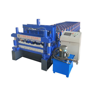 7000mm Glazed Tile Roll Forming Machine