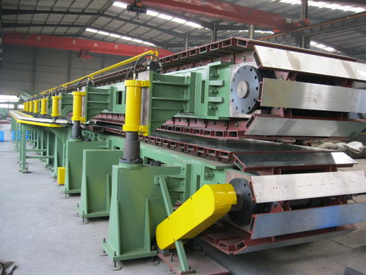 China Automatic PU Sandwich Panel Production Line , Polyurethane Sandwich Panel Making Line supplier