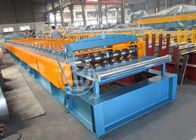 China Lifetime Service Metal Floor Deck Roll Forming Machine with ISO 9001 factory