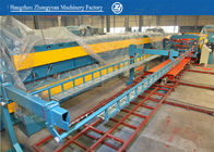 China 235Mpa1219mm Width Metal Metal Roll Forming Machine With Stacking factory
