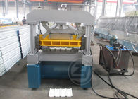 China New Design Steel Profile Sheet Roll Forming Machine With Competitive Advantages factory