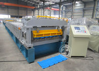 China 1200mm Alumoinium Coil Metal Roofing Roll Forming Machine Popular In Nigeria Market company