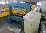 China No.45 Steel Construction Floor Metal Deck Roll Forming Machine Mitsubishi PLC company