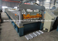 China CE Forming Speed 30m/Min High Speed Roll Former Machine CNC Processed Rollers factory