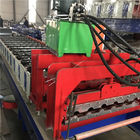 Automatic Color Ppgi Coated Glazed Tile Roll Forming Machine
