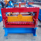 Galvanized Aluminum Corrugated Sheet Roll Forming Machine