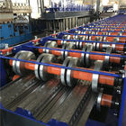 GCr15 Roller Steel Construction Deck Floor Deck Roll Forming Machine