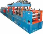 China Steel Strip Stud and Track Roll Forming Machine / Metal Forming Equipment factory