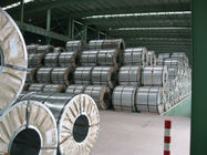 China 914mm width Thickness Pre - Painted Carbon Steel Coil With Normal spangle factory