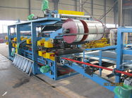 China EPS Sandwich Panel Production Line 28KW For Insulation Panel factory