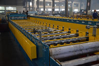 China European Standard Metal Roofing Roll Forming Machine for Aluminium Tile factory
