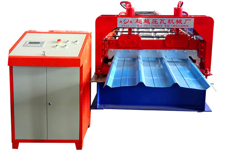 16 M Min Building Ibr Sheet Making Roof Tile Roll Forming Machine