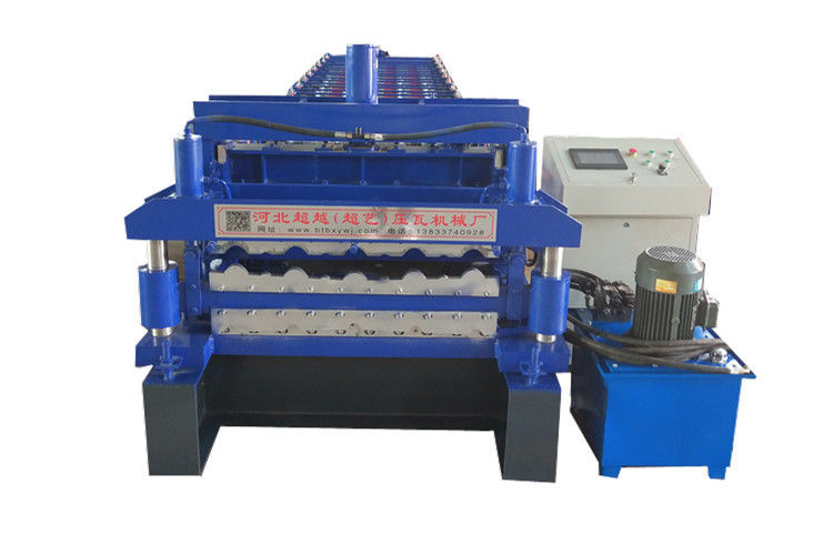 Gypsum Channel 24 Rows Steel Frame Double Layer Forming Machine