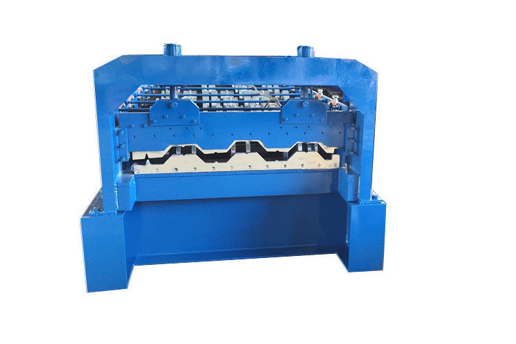 15000m Metal Galvanized Sheet Floor Deck Roll Forming Machine