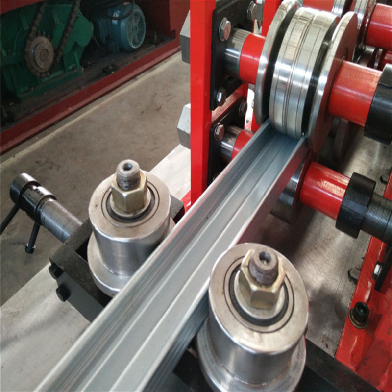 Channel Angle Iron Light Steel Keel Roll Forming Machine
