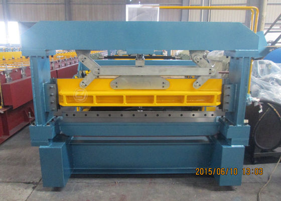 China Mitsubishi PLC Metal Slitting Machine Accessorial Equipment For Roll Forming Machine factory