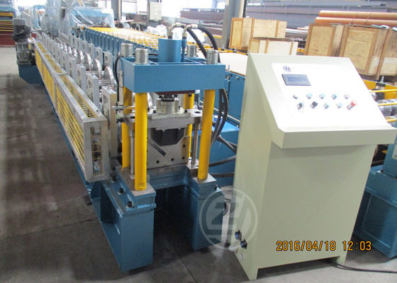 Auto PLC Control 0.23-1.0MM Galvanized Dry Wall Forming Machine With CE