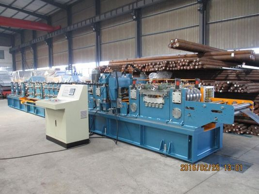 Changeable Automatic CZ  Purlin Roll Forming Machine With ISO Quality System