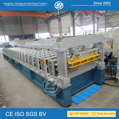 High Speed Long Span Roll Former with ISO Quality System and Life Time Service
