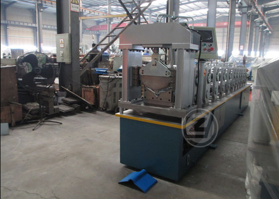 European Standard Ridge Cap Forming Machine No.45 Forged Steel Roller Material