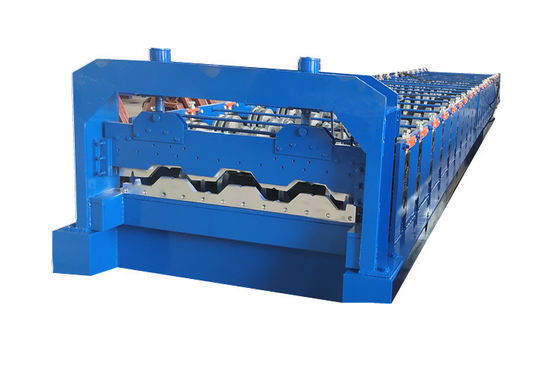 12m Min Roof Sheet  Corrugated Floor Tile Making Machine