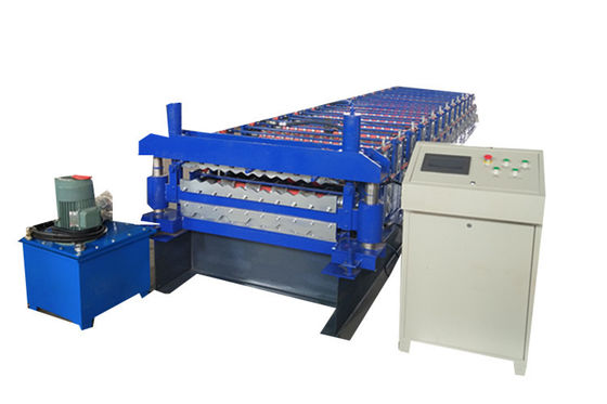 15 M Min Double Layer Roll Forming Roofing Machine
