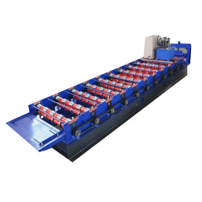Color Coated Galvanized Sheet Making Machine
