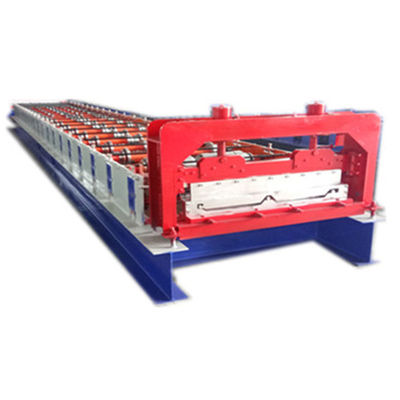 Self Snap Lock Roof Tile Standing Seam Roll Forming Machine