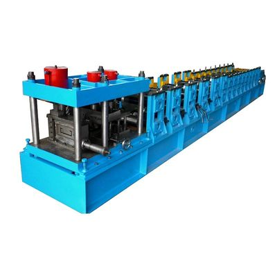 L W C Purlin Roll Forming Machine Line