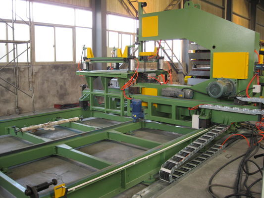 Cold Storages PU Sandwich Panel Production Machine with ISO Quality System
