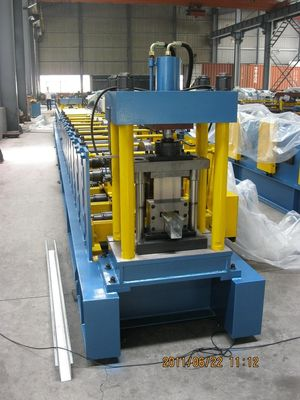 Mitsubishi PLC Cold Roll Forming Equipment With European Standard For Cable Tray