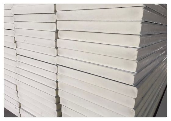 Excellent Heat Insulation PU Roof Sandwich Panel Of Cold Storage