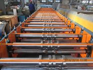Automatic Hydraulic Cutting Metal Roof Roll Forming Machine 1219mm Width 440V