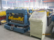 5.5KW Roof Tile Roll Forming Machine / Roof Tiles Making Machine